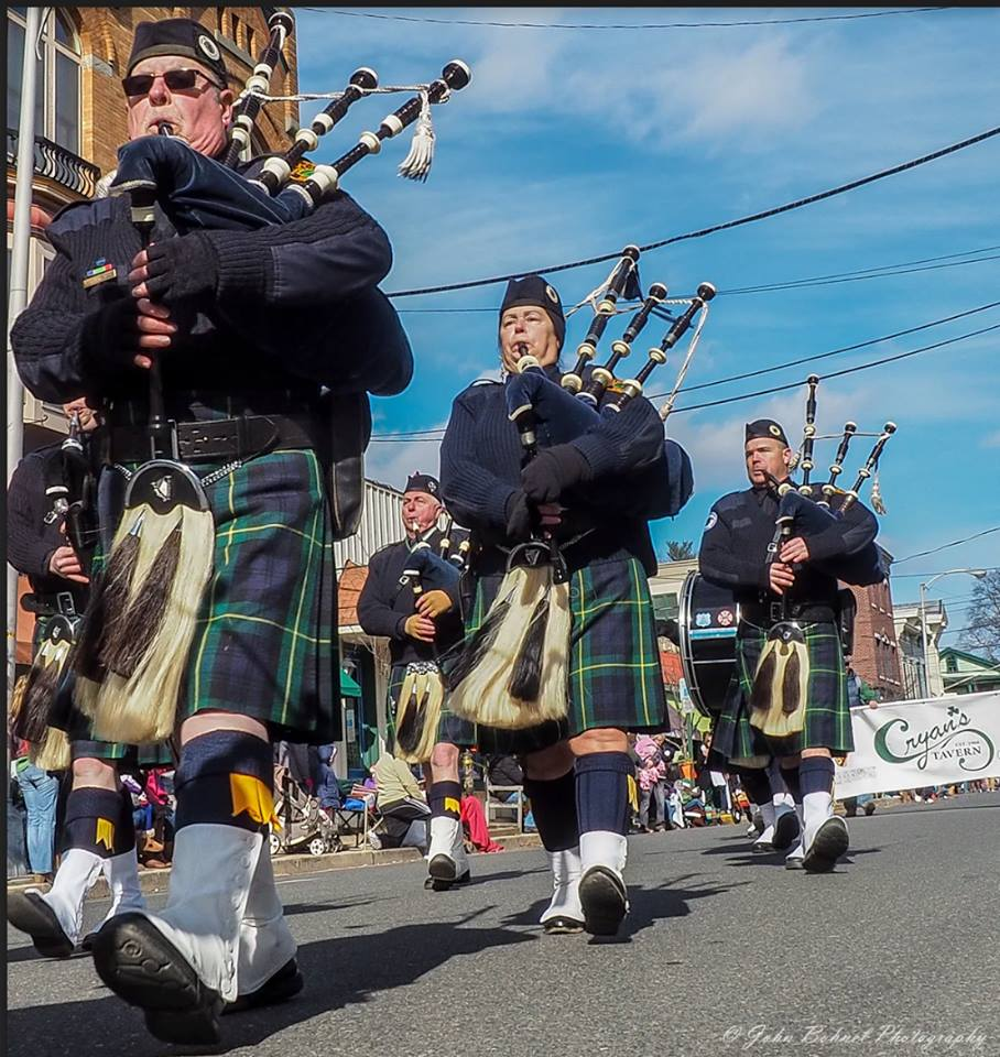 2021 FSSP ST. Patrick's Day Parade
