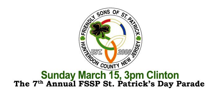 2020 FSSP ST. Patrick's Day Parade