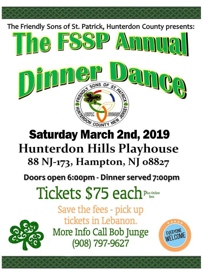 2019 FSSP Dinner Dance